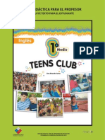 Ingles Profesor Teens Club