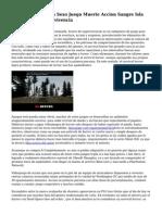 Farcray 4 Violencia Sexo Juego Muerte Accion Sangre Isla Consola PS4 Supervivencia