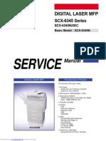 6345n Scx Multifunction
