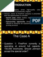 Fineprint Case