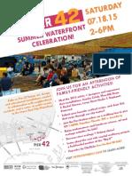Pier 42 Summer Celebration