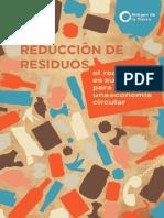 Reducción Residuos Economía Circular