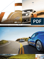 Subaru Brz 2015 Brochure
