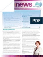 NMBA Newsletter Newsletter From the Nursing and Midwifery Board of Australia June 2015