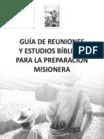 Capacitación misionera - Cosecha Mesoamericana