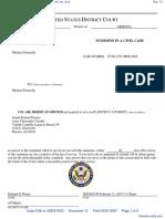 MDY Industries, LLC v. Blizzard Entertainment, Inc. et al - Document No. 12
