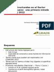 CENAGRO 2012-Cambios Estructurales en El Sector Agrario Peruano- Una Primera Mirada Al CENAGRO 2012