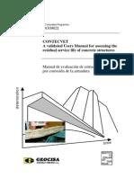 Manual Inspeccion de Estructuras afectadas por corrosion