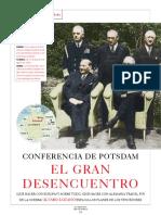 Conferencia de Postdam, El Gran Desencuentro