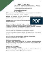 Lopez Arango Procesal Penal Unidad Nro. 13