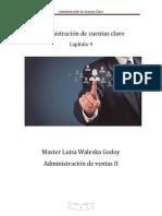 Administracion de Cuentas Clave