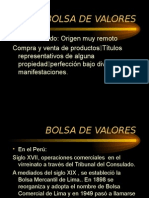 Bolsa de Valores 3