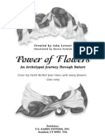 Power Flower Booklet