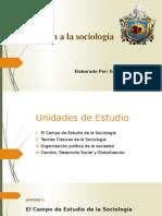 Introd. a La Sociologia No.1