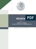 Revista TFJFA Julio- 2015