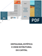 Ontologia, Estética e Crise Estrutural Do Capital