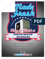 Photobooth bussines