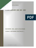 CONTADOR 00-99