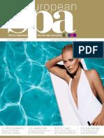 Aldina Duarte Ramos in European Spa Magazine