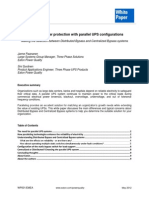 Eaton WhitePaper Distributed vs Centralized Bypass