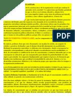 ESTADO Y POLITICAS EDUCATIVAS,Marco Curricular,Caracteristicas de Los Sujetos (1)