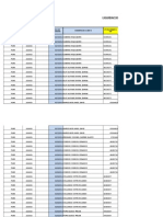 Liquidacion de Materiales Puno 02 07 2014