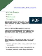 Java Complete Tutorial