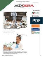 07-13-2015 Acompaña Cabildo Infantil a Pepe Elías