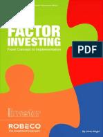 494860 Factor Investi