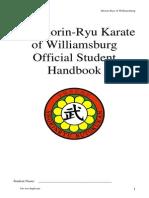 Dojo Handbook
