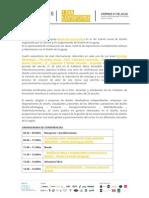 3er Evento Anual de Diseño de Uruguay DUy 2015la Prensa DUY 2015 01