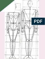 Figurin Trazo Plano