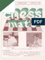 Chess Mate - January 1983