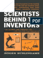 Roger Burlingame - Scientists Behind the Inventors