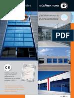 Publication Fachadas Gunter Torre
