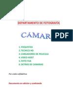 RESUME CÁMARA