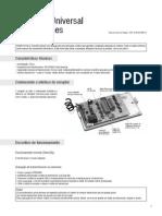 Manual de Instrucoes Receptor Universal Rev0