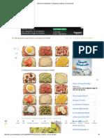 Educacion Actualizada _ 12 Desayunos Nutritivos Con Pan Tostado