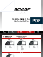 Engineering Data on Tires - Dunlop