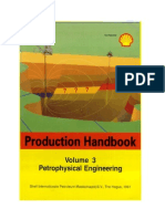 Petrophysical Engineering