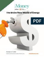 Oil Money 2015 Brochure