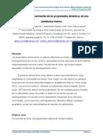 01 Determinación Experimental de Las Propiedades Dinámicas de Una Plataforma Marina