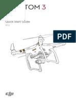 DJI Phantom 3 Professional Quick Start Guide En