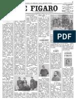 Figaro Samedi 31 Janvier 1903