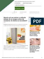 Mezcla sal con azúcar y colócalo debajo de tu lengua antes de acostarte_ El efecto es increíble!!!!.pdf