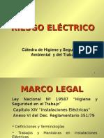 Clase de Riesgo Electrico
