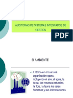 Auditorias de Sistemas Integrados de Gestion