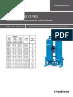 Manual Ingles Secadores Hhe Hhl Hhs Series