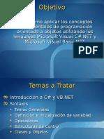 Programacion Orientada a Objetos - VB
