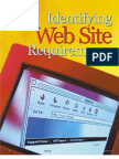 Identifying Website Requirements